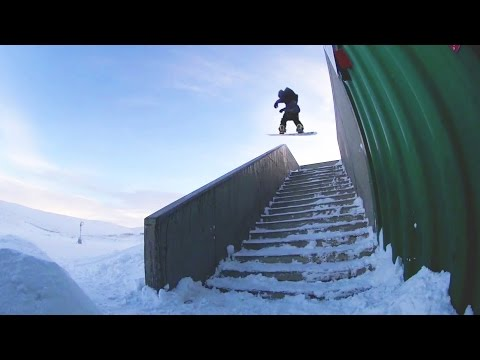 "SNOWBOARDING | TFA ""wE tRiPpY"" 