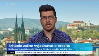 Británie začne vyjednávat o brexitu