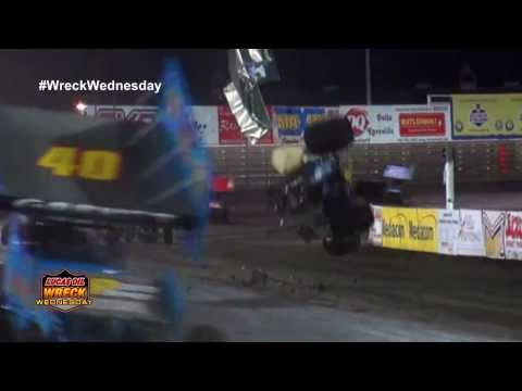2013 ASCS Knoxville Crash - WW #26