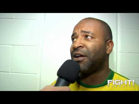 Werdums Muay Thai Coach Rafael Cordeiro Talks Werdum Future