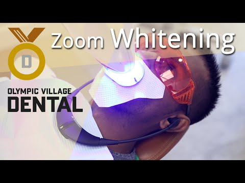 Zoom! Whitening at Olympic Village Dental in Vancouver