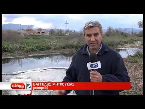 SOS για τον ποταμό Ελασσονίτη-Μέτρα προστασίας ζητούν οι κάτοικοι | 09/04/19 | ΕΡΤ