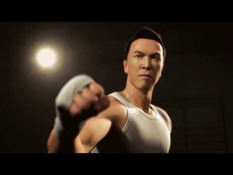 A Warrior  s Dream Donnie Yen Vs Bruce Lee