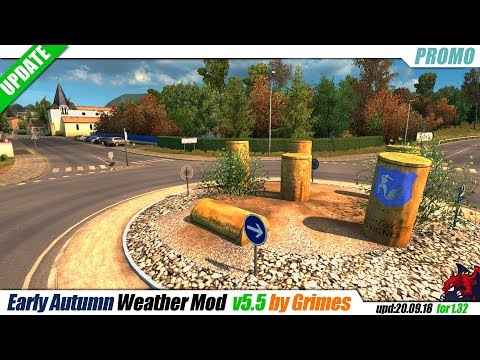 Early Autumn Weather Mod v5.5