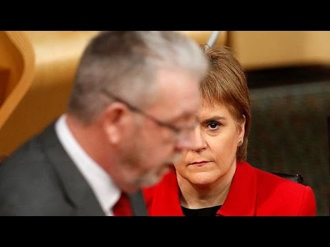 Νέο δημοψήφισμα για ανεξαρτησία ανακοίνωσε η πρωθυπουργός της Σκωτίας