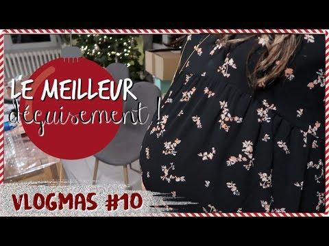 LE MEILLEUR DÉGUISEMENT !⎢VLOGMAS #10