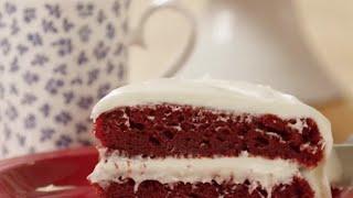 Gâteau red velvet sans gluten
