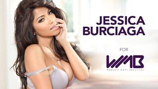WMB 3D: Jessica Burciaga Lingerie Shoot