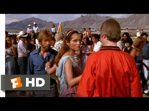 Lone Wolf McQuade (4/12) Movie CLIP - Not My Idea Of Fun (1983) HD