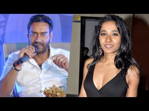 Ajay Devgn Lashes Out On Tannishtha Chatterjee Con