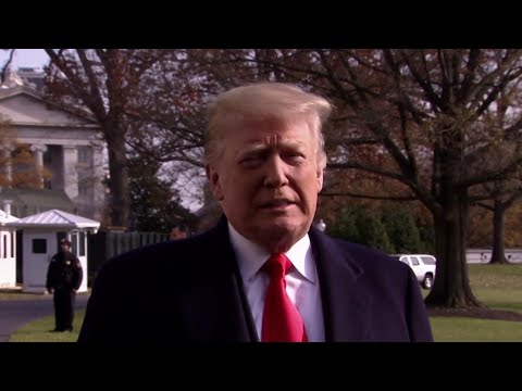 President Trump Confirms John Kelly Will Leave By End Of Year | MSNBC
