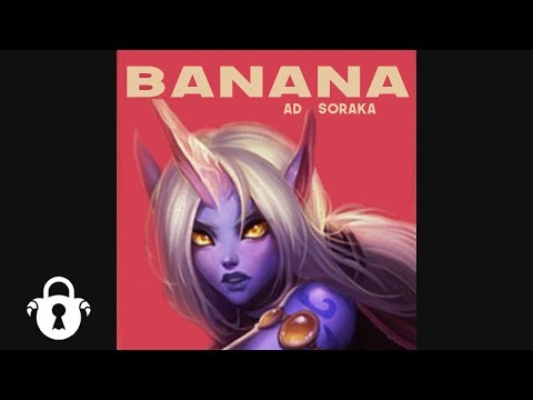 Video Instalok - Banana [AD Soraka] (Camila Cabello - Havana ft. Young Thug PARODY) download in MP3, 3GP, MP4, WEBM, AVI, FLV January 2017
