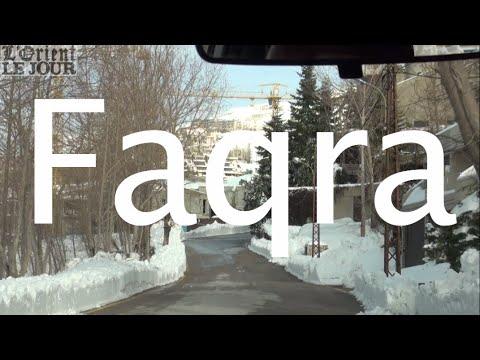 Stations de ski au Liban : suivez le guide. Faqra (3/6)