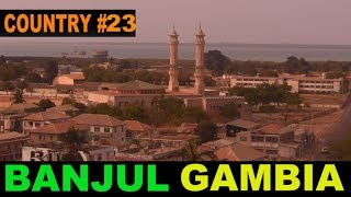 A Tourist's Guide To Banjul/Bakau, The Gambia.