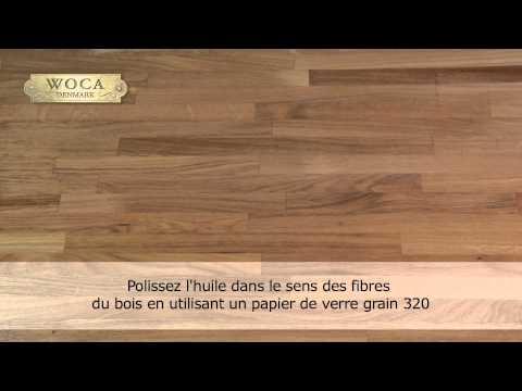 comment traiter un plan de travail en bois massif la r ponse est sur. Black Bedroom Furniture Sets. Home Design Ideas