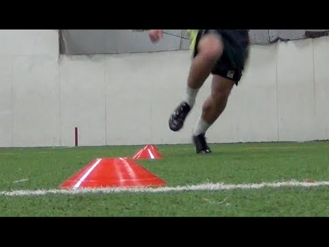 How To Boost Your Pro - http://kbandstraining.com/pro-agility-drill/ Let Athletic Trainer Trevor Theismann take you through the 5-10-5, pro shuttle run or the pro agility test used ...