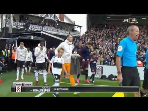 Fulham 1-5 Arsenal highlights