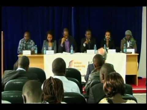 ALC Africa Debates 2013