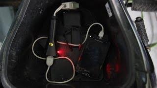 Cách làm bộ sạc smartphone dùng với xe máy :D