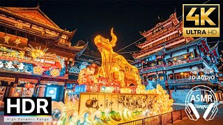 Evening walk in ShangHai  – Around Yu Garden and ChengHuang temple  上海 | 豫园 | 城隍庙