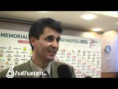 Interjú Spiriev Attila sportigazgatóval