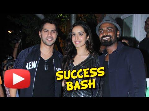 Salman Khan, Varun Dhawan, Shraddha Kapoor at ABCD