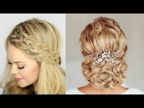 Easy hairstyles - Easy Beautiful Hairstyles Tutorials  Best Hairstyles for Girls # 11
