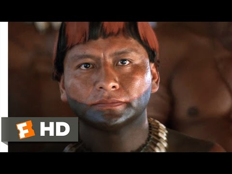 The Mission (1986) - The Church Vs. The Chief Scene (7/9) | Movieclips