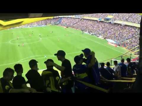 Vamos los bosteros vamos a ganar - Boca Unión 2017 - La 12 - Boca Juniors - Argentina - América del Sur