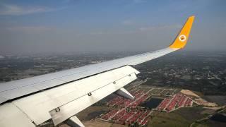 HS-DBG Landing At Chiang Mai