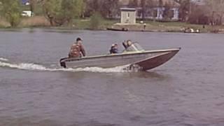 лодка днепр и вихрь 30