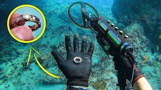 Found $10,000+ Wedding Ring While Scuba Diving the Bahamas! (Unbelievable Find)