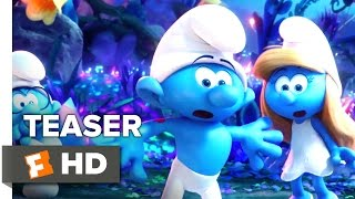 Smurfs: The Lost Village Official Teaser Trailer 1 (2017) - Animated Movie by  Movieclips Trailers
