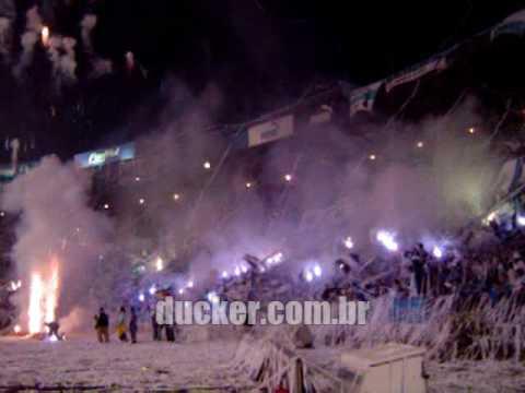 GRÊMIO x inter - GREnal derby - 29/06/08 - Recebimento - Geral do Grêmio - Grêmio