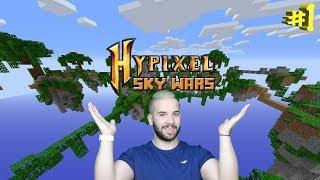 Itt az első Minecraft Skywars videóm amiben elég szerencsés voltam mert nyertem többször is ! :) Remélem tetszik nektek !