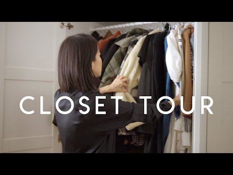 歡迎來到我的衣櫥 | 整理收納 | My Closet Tour | Meng Mao видео