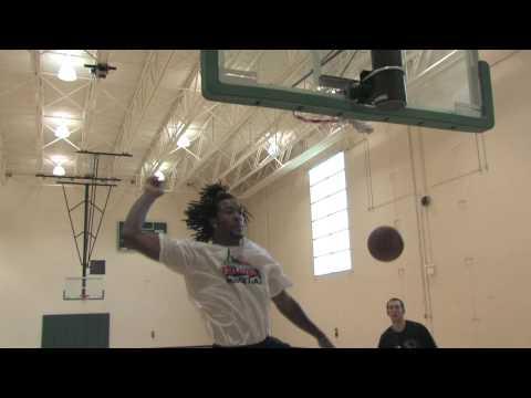 Jordan Hill - ATTACK Athletics Workout -- DraftExpress