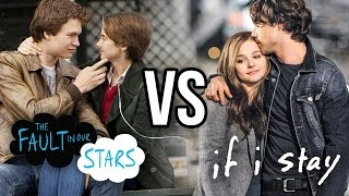 Nonton The Fault in Our Stars VS If I Stay - Most Depressing Movie of 2014 Film Subtitle Indonesia Streaming Movie Download