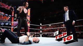Video Top 10 Raw moments: WWE Top 10, March 14, 2016 MP3, 3GP, MP4, WEBM, AVI, FLV Juli 2019