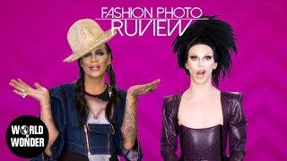 FASHION PHOTO RUVIEW: Drag Race Season 11 Episode 7 with Raja and Aquaria!