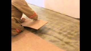 Пробковый пол на кухне - как выбрать и укладывать