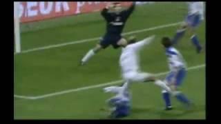 Zinedine Zidanes Treffer gegen Deportivo (2002