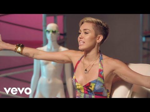 Miley Cyrus - #VevoCertified, Pt 3: Miley On Making Music Videos