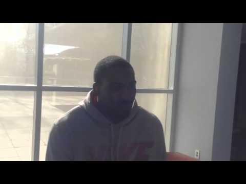 Jordan Jenkins Interview 3/5/2014 video.