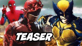 Video Daredevil Season 3 Post Credit Scene - Season 4 Teaser and Spider-Man Easter Eggs MP3, 3GP, MP4, WEBM, AVI, FLV Oktober 2018