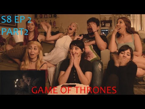 GAME OF THRONES ⚔️ A KNIGHT OF THE SEVEN KINGDOMS - S8 Ep2 - Part 2