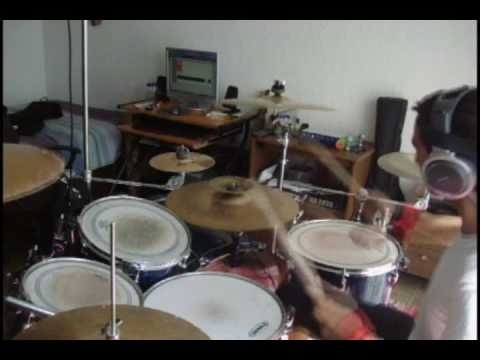Cover Friday: Xenochrist drum cover by manu
