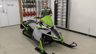 "4. Country Cat - 2018 Arctic Cat ZR 8000 Sno Pro 137"" Early Release"