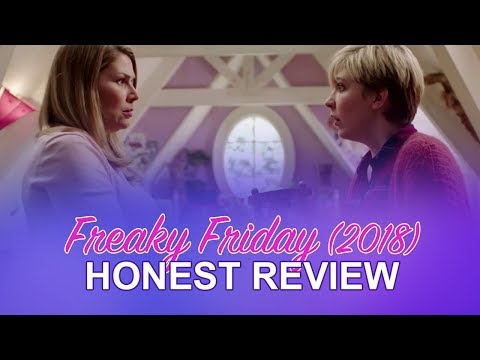 An Even Freakier Friday?? Disney's Freaky Friday (2018) Review!!