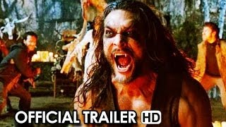 Wolves Official Trailer (2014) HD - Jason Momoa Movie
